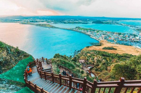 Seoul-Jeju, South Korea