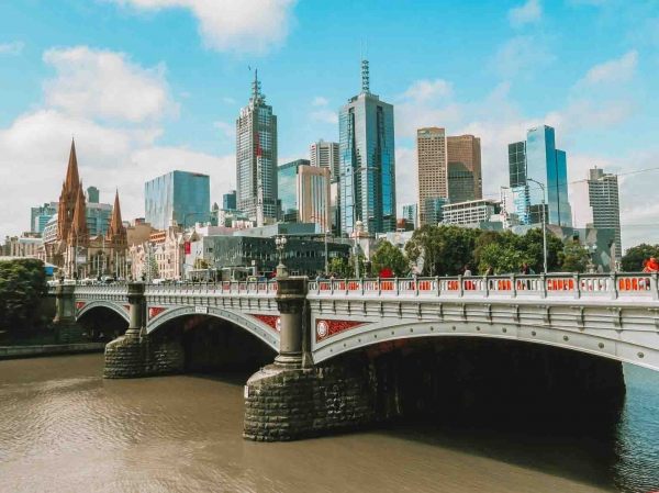 Melbourne, Australia-2